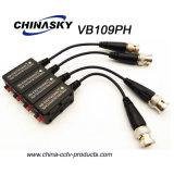 HD-Cvi/Tvi/Ahd 사진기 (VB109pH)를 위한 혁신적인 연결할 수 있는 CCTV 케이블 발룬