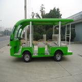 Ristar pasajeros vendedores calientes que visitan el autobús (RSG-111A)