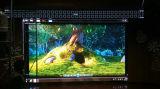 Écran LED intérieur pH 2,5 mm HD avec suspension, empilage et installation courbe