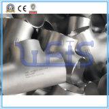 Te inoxidable del tubo de acero del Bw 304/304L/304h