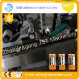 Máquina de etiquetado adhesiva automática de la botella redonda