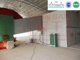 Secador do túnel da circulação de ar quente da série de Kbw para a pimenta da especiaria