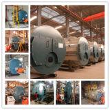 Wns Serien-ölbefeuerter Heißwasser-industrieller Dampfkessel-Preis
