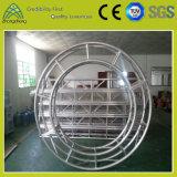 Ферменная конструкция круга алюминиевого сплава для выставки
