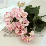 7つのヘッド標準的なBegoniaの花束の人工花(DS00001)