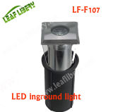 1W 3W 12V IP68 LED Floor Lamp RGB Decorative Lamp für Garten Steps Stairs Patio Paver Lighting