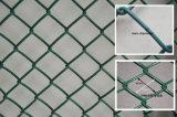 옥외의, 강철 난간, 직류 전기를 통한 관 및 메시 안전 의 새로운 디자인 단철 담을%s 주문 PVC 담 검술