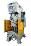 Macchina per forare registrabile del colpo (25ton-260ton), pressa dell'asta cilindrica eccentrica, pressa a telaio di C, affrancatrice