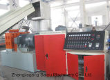 Capacidade elevada PP/PE que recicl a linha de produção de granulagem do plástico