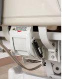 Lit d'hôpital électrique de Cinq-Fonction intensive