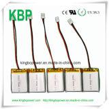 Baterías recargables del polímero 3.7V de Lipo del litio (500mAh)