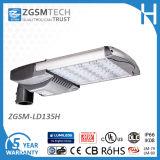 135W Luminária LED Pública à Prova do Vento para Iluminação de Estacionamento