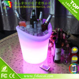 LED 맥주 얼음 Bucket/Waterproof PE 얼음 양동이