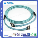 China de cable de fibra óptica de MPO / MTP Patch Cord
