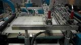 Inserção automática cheia do slider com o saco do acessório do Zipper que faz a máquina