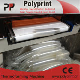 Máquina de termocolagem para copos de plástico com alta capacidade (PPTF-70T)