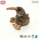 Jouet En71 bourré mou de peluche de kiwi de fantaisie d'oiseau de pays de Nz