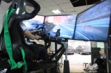 Game Center를 위한 움직임 Racing Driving Simulator 3 Screens