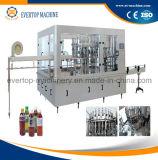 Máquina de engarrafamento de enchimento do suco de fruta do frasco