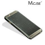 Accesorios verdaderos del teléfono de la fibra del carbón de la nueva de la llegada marca de fábrica de Mcase para el caso del iPhone 7 de Apple más