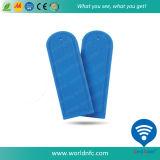 Alta etiqueta del lavadero del silicón de la cantidad RFID