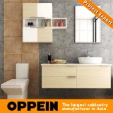 Vanidad colgante de la cabina de cuarto de baño del PVC de la manera de Oppein Australia (OPW-PVC01)