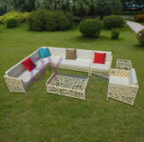 by-497 comerciano il sofà all'ingrosso del giardino di svago del rattan di Viro di buona qualità