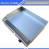 商業台所装置の電気グリドル
