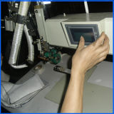 Reflektierende Band-Heißluft-Naht-Dichtungs-Maschine Ht-3+
