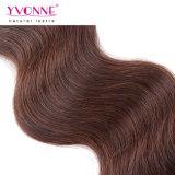 Peruviaanse Haar van de Kleur van het Haar van 100% het Menselijke #4