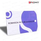 Smart card Printable do PVC RFID para o hotel