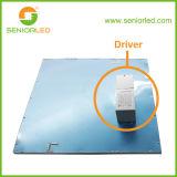 Quadrat/runde flache Decke Troffer Hauptbeleuchtung der Rückplatten-LED