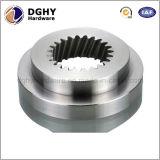 Qualität kundenspezifische Aluminium-CNC maschinell bearbeitete Teile des China-Herstellers
