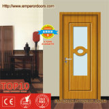 Gras Pattern Wooden Door mit Optima Style