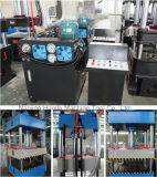 Vier-Spalte hydraulische Presse-Maschine für die Gummi- u. Plastikprodukte