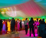 Tenda di alluminio impermeabile esterna di evento del partito del blocco per grafici della struttura del PVC