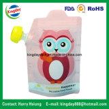 Пластичный жидкостный раговорного жанра мешок Spout для мешка фруктового сока упаковывая