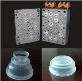 Flaschen-Korken-, Schutzkappen-und Plastikflaschen-Blasformverfahren