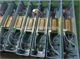 Máquina da selagem do aquecimento do impulso dos sacos para o transporte de cadáveres do ferro