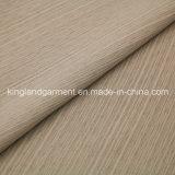 Занавес Brown ширины домашнего тканья полиэфира широкий своиственно огнезамедлительный Striped пожаробезопасный