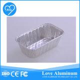 Envase de plata del papel de aluminio de la categoría alimenticia