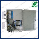 FTTH Caja De Distribucion Termination Box 16cores/Pigtail/PLC Splitter Sc APC