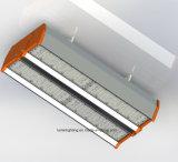 2016 luz linear revolucionaria de la bahía del diseño 100W LED alta