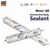 Buona resistenza di invecchiamento per il sigillante dell'unità di elaborazione (poliuretano) per il sigillamento del corpo di automobile (il nero Renz40)