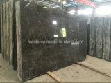 Carreaux de marbre foncé Emperador - M066