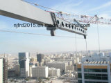 Building Maintenance Units Jib et Mast Bmu
