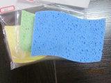 [س] شكل يستعمل [سلّولوس سبونج], ينظّف إسفنجة, [هيغقوليتي], على نحو واسع, مطبخ إسفنجة
