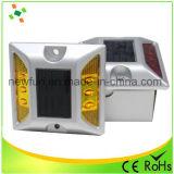 Katzenauge-Straßen-Stift IP-68 intelligenter Solar-LED blinkender