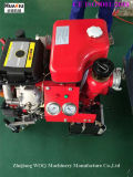 Incendio Pump Diesel Driven con Handle e Wheels