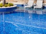 Mai Fade Blue Ceramic Mosaic Tiles per la piscina
